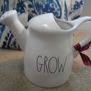 Rae Dunn grow watering can